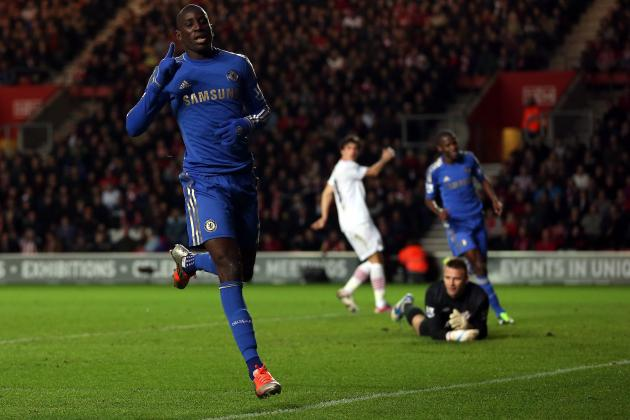Chelsea Transfer News: Demba Ba Wisely Downplays Blues Exit Talk