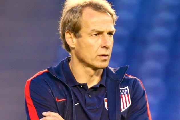 Gold Cup Final 2013: How Jurgen Klinsmann's Suspension Impacts USA