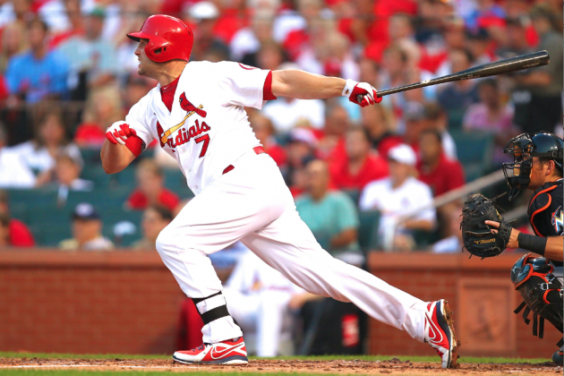 Matt Holliday Injury: Updates on St. Louis Cardinals Star's Hamstring