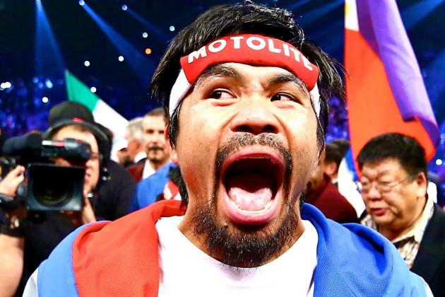 Building a Billion New Boxing Fans: Arum, Zou and Manny Pacquiao Go to China