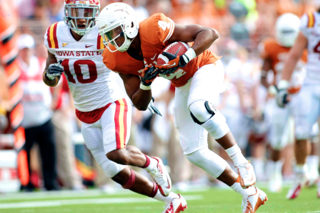 Texas Football: What Cayleb Jones' Transfer Means for the Longhorns