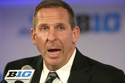 Bo Pelini Not Interested in Talking About SEC vs. B1G