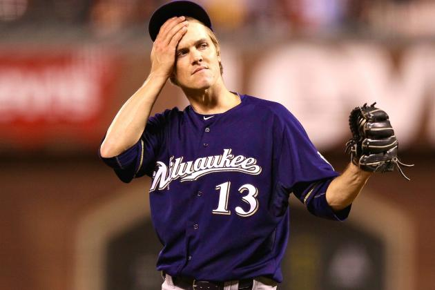 Los Angeles Dodgers' Zack Greinke Speaks on Ryan Braun's Biogenesis Suspension
