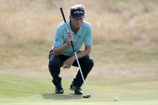 Senior British Open 2013: Day 3 Leaderboard Analysis, Recap and More