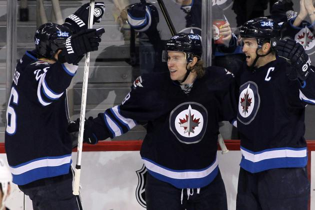 Winnipeg Jets: Blake Wheeler Comes to a Long-Term Deal with Jets