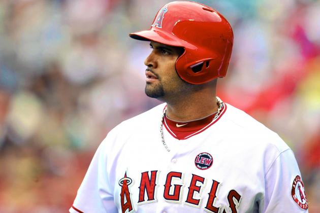 Albert Pujols Injury: Updates on Angels Star's Foot