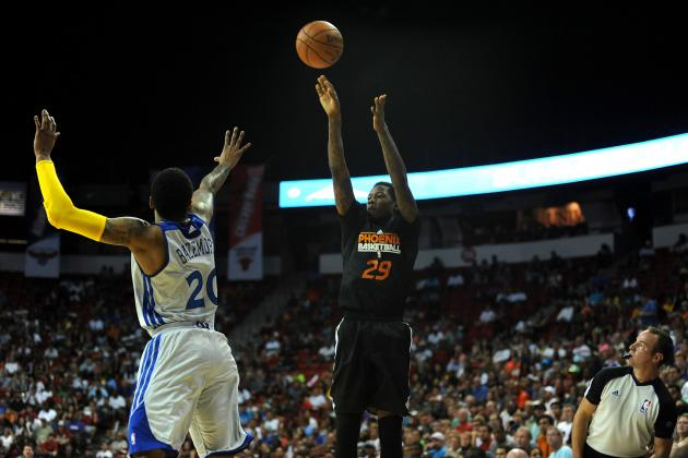 What Phoenix Suns' Success in 2013 Vegas Summer League Really Means