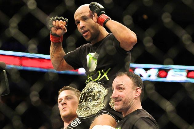 Johnson vs. Moraga: Analyzing Key Stats for UFC on Fox 8 Main Event