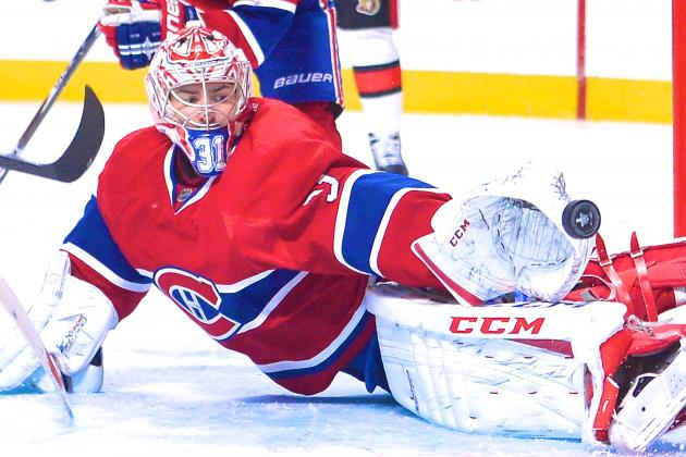 Will Montreal Canadien Carey Price Make Canada's Olympic Team?