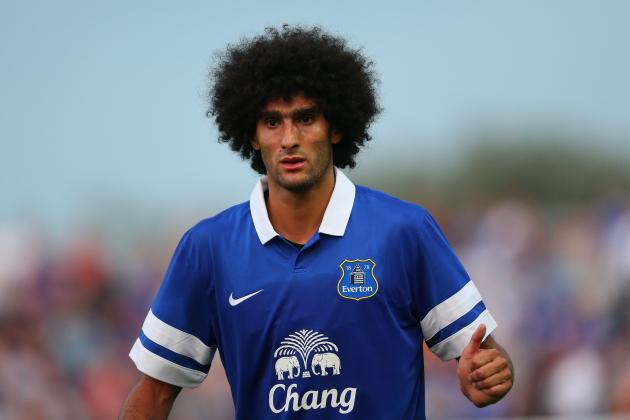 Manchester United Transfer Rumours: Red Devils Must Act Now on Marouane Fellaini