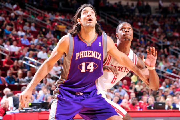 Suns Trade Luis Scola to Pacers for Gerald Green, Miles Plumlee and Draft Pick