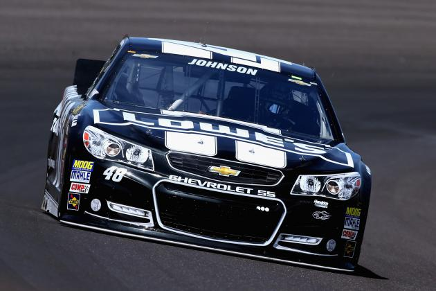 Brickyard 400 2013: Start Time, Lineup, TV Schedule and More