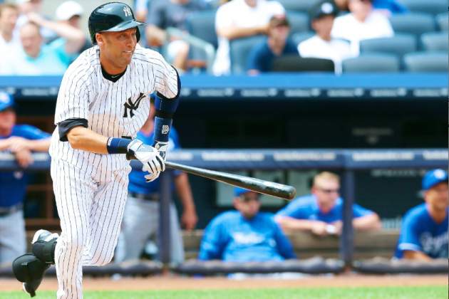 Derek Jeter Injury: Updates on New York Yankees Star's Return from Ankle Surgery