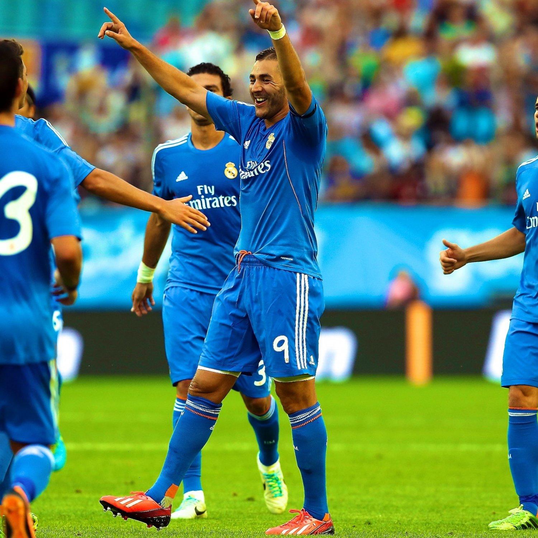 Real Madrid Vs Psg July 27