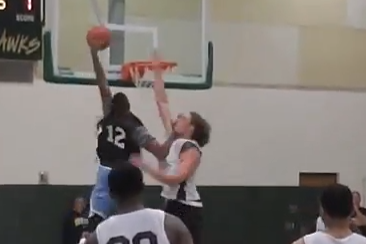 Video: J.P. Tokoto Dunks on Defender at Milwaukee Pro-Am