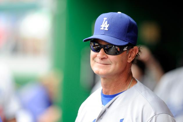Don Mattingly's Son to Play College Hoops for Bobby Knight's Son