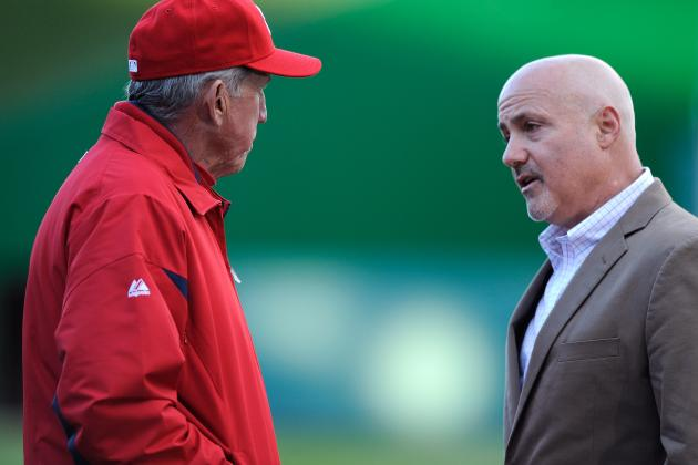 Nats GM: 'No Chance' Davey Johnson Will Be Fired During Season