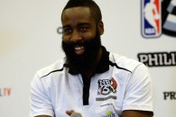 Harden Reflects on Growing Spotlight While Overseas