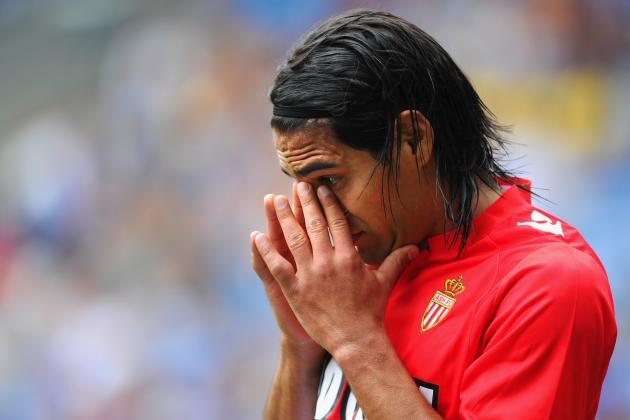 Rating Radamel Falcao's Performance for Monaco vs. Leicester