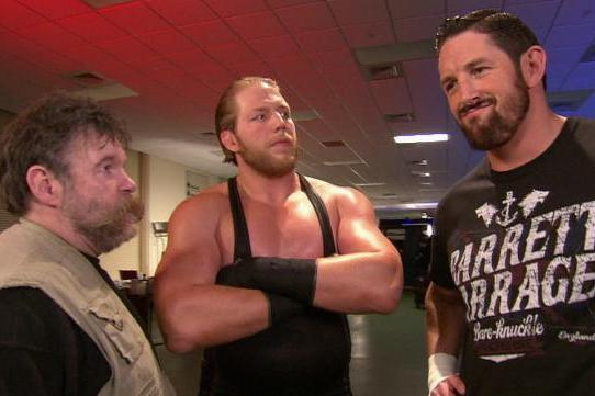 Battle of the Theme Songs: Wade Barrett vs. Jack Swagger