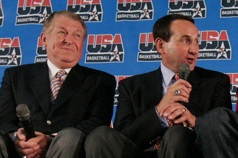 Colangelo and Krzyzewski a Dream Team of Their Own