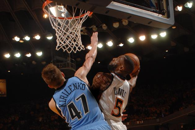 We Reminisce: Baron Davis' Poster Dunk During the 2007 NBA Playoffs