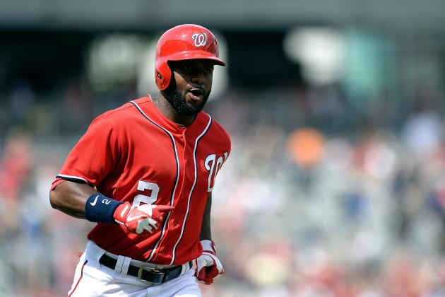 Nats Blast 3 Homers in Victory