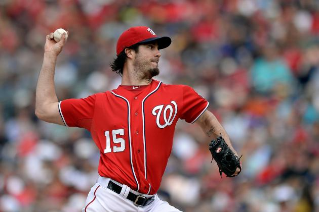 Haren Backed by Lumber for 1st Win Since May