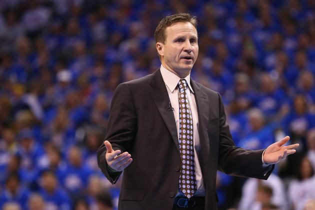 Should the Oklahoma City Thunder Trade Coach Scott Brooks and Sign George Karl?