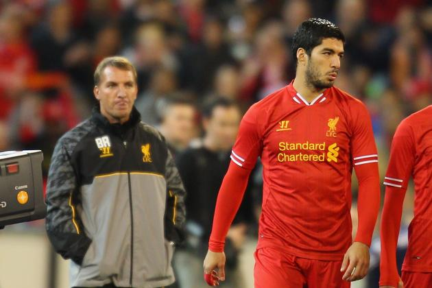 Liverpool Transfer News: Luis Suarez's Concerns About Arsenal Good Sign for Reds