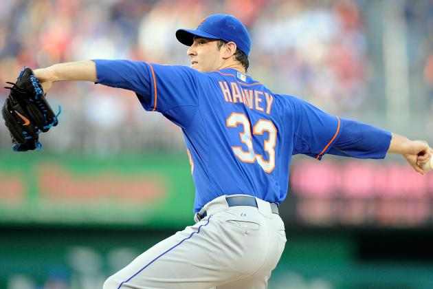 Mets Unveil Six-Man Rotation, Terry Collins Says Matt Harvey Has 10 Starts Left