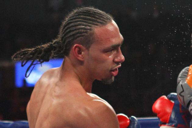 Chaves vs. Thurman: Keith 'One Time' Thurman Beats Diego 'La Joya' Chaves by KO