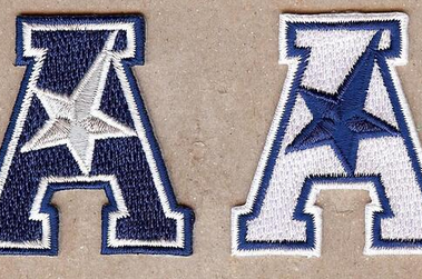 Photo: Here Are the AAC Football Patches for the Memphis Tigers