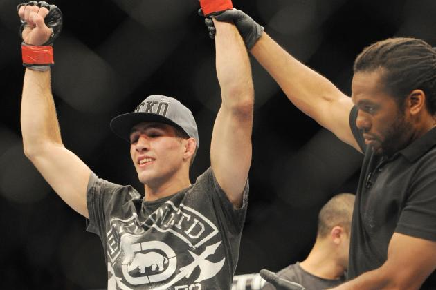 UFC on Fox 8 Results: What We Learned from Rory MacDonald vs. Jake Ellenberger