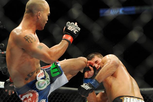 UFC on Fox 8 Full Fight Video Highlights: Robbie Lawler Knocks Out Bobby Voelker