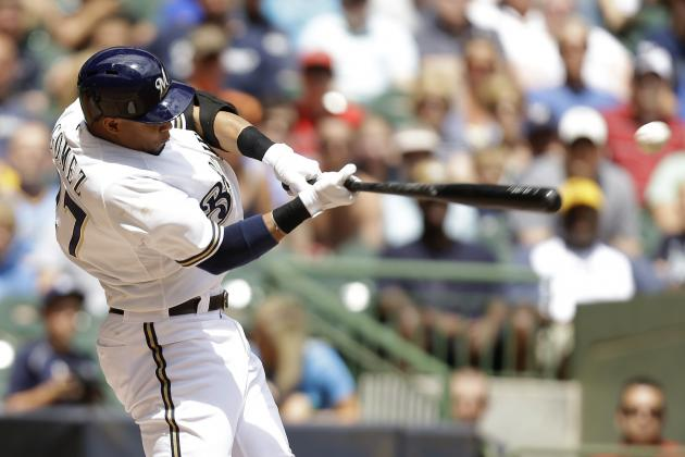 Carlos Gomez Should Be the Texas Rangers' Next Trade Target