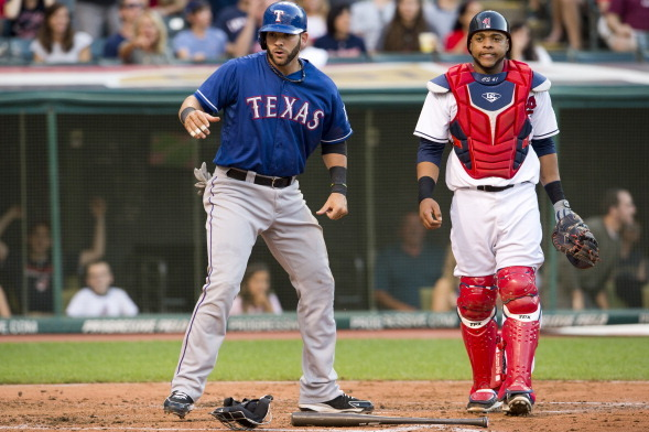 Rangers' Offense Stifled by Masterson
