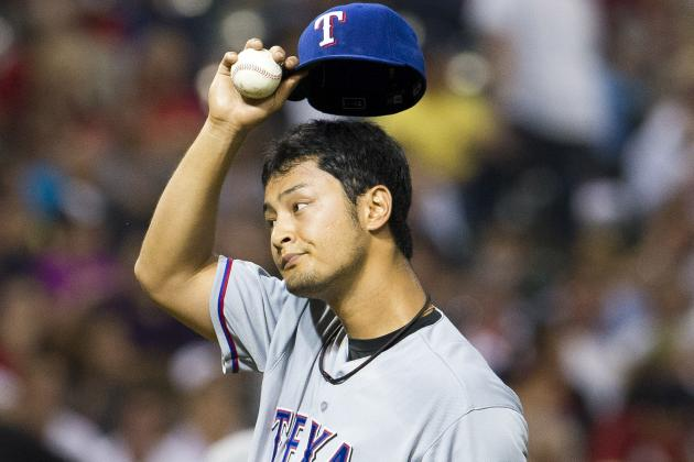 Texas Squanders Darvish's Gem