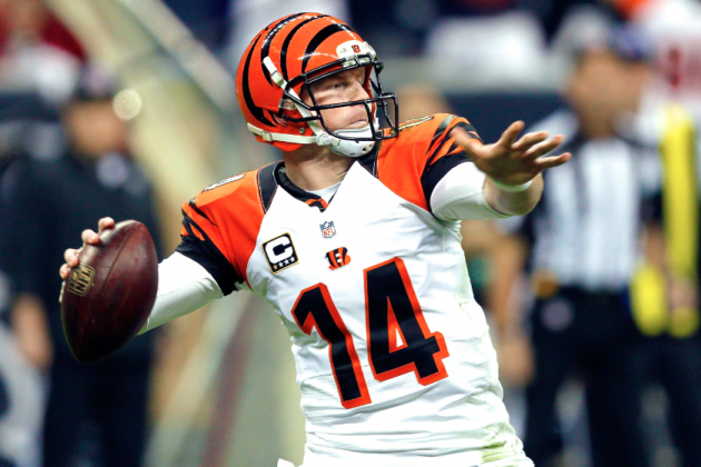 Andy Dalton: Cincinnati Bengals Quarterback Poised for a Big Year