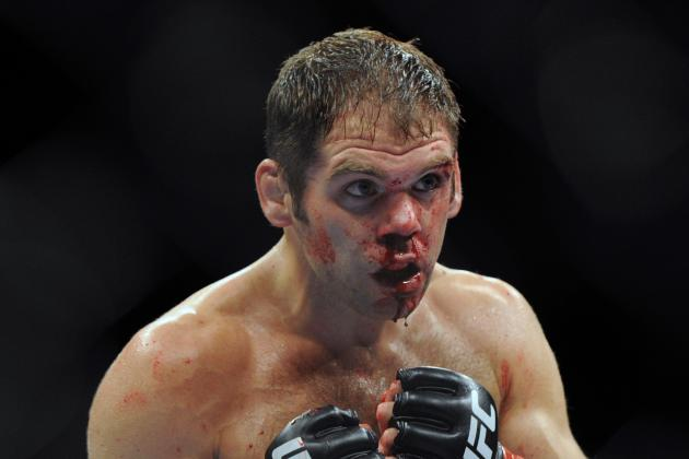 UFC Veteran Aaron Riley Retires from MMA After 16-Year Fight Career
