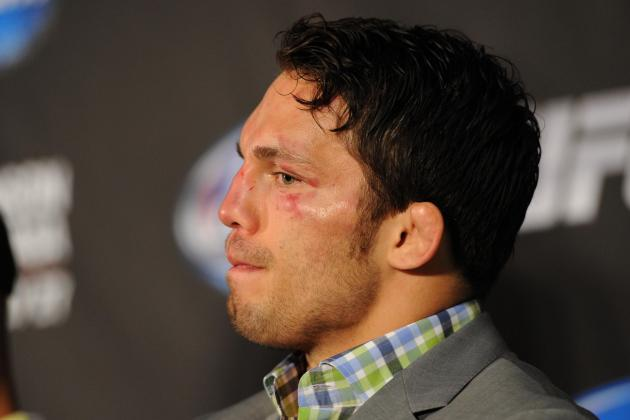 What's Next for Jake Ellenberger After UFC on Fox 8 Defeat?