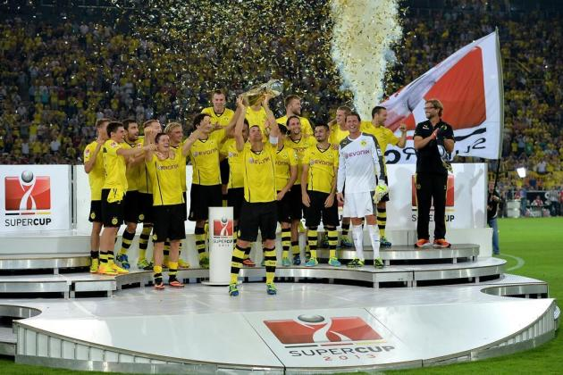 Borussia Dortmund vs. Bayern Munich: Analysing German Super Cup Final