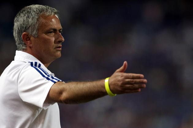 Chelsea Transfer News: Jose Mourinho Will Play a Key Role in Wayne Rooney Talks