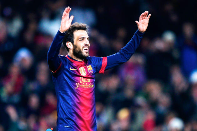Cesc Fabregas Transfer Rumours: Latest Gossip Surrounding Barcelona Star
