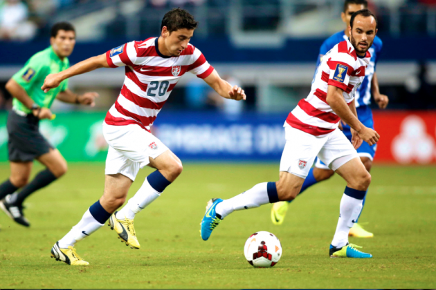 USA vs. Panama: Gold Cup 2013 Final TV Schedule and Live Stream Info