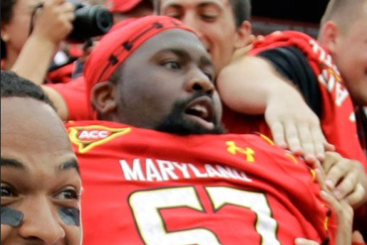Ex-Terps Lineman Transferring to Temple