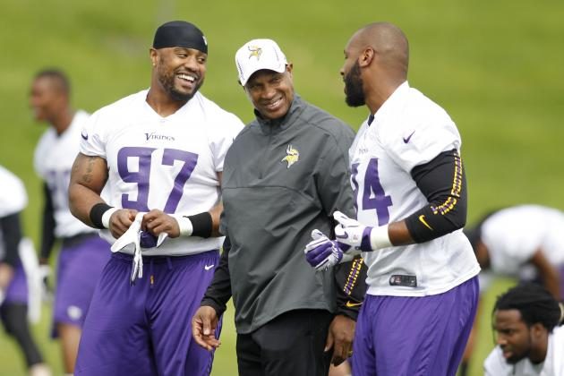 Can Leslie Frazier Be the Next Bud Grant for the Minnesota Vikings?