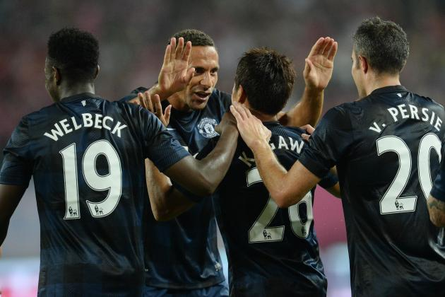 Manchester United vs. Kitchee FC: Date, Time, Live Stream, TV Info and Preview