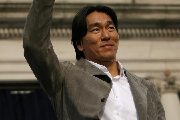 Hideki Matsui Officially Retires as a Yankee