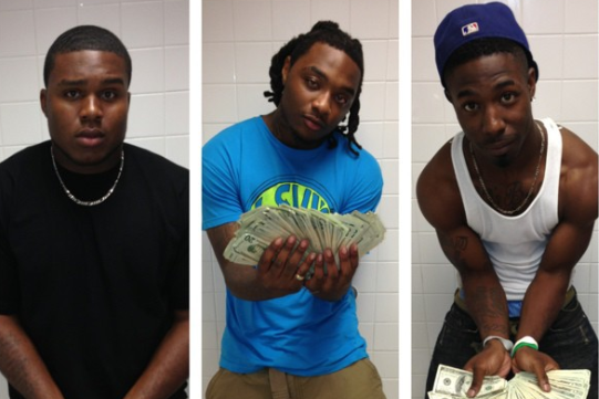 Alabama Freshman Dee Liner Posts Instagram Photo Of Himself With Wads Of Cash